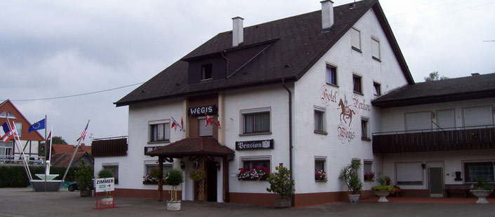 Hotel nähe Bodensee